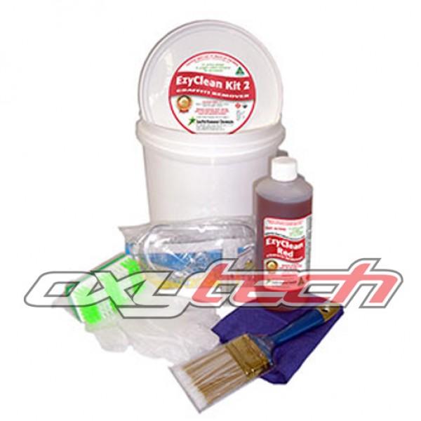 EzyClean Graffiti Remover Kit #2