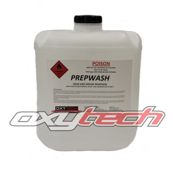 Prepwash Wax and Grease Remover 20L