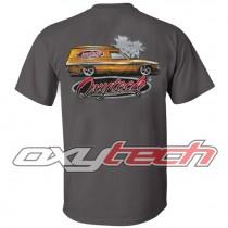 T-Shirt - Panel Van (Grey)