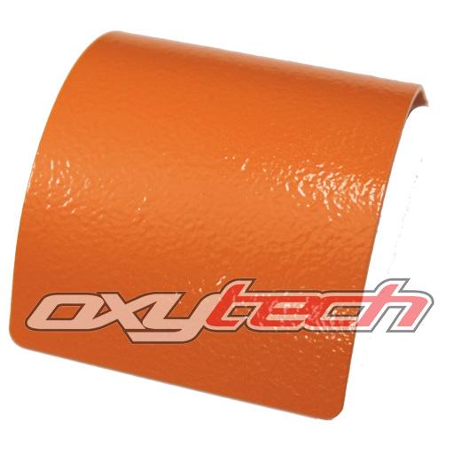 Electric Orange Wrinkle
