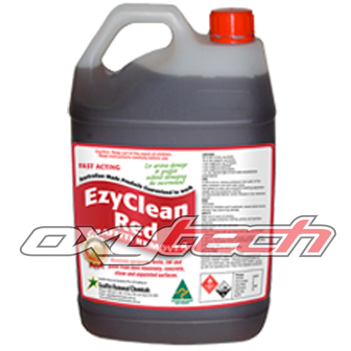EzyClean Red Graffiti Remover