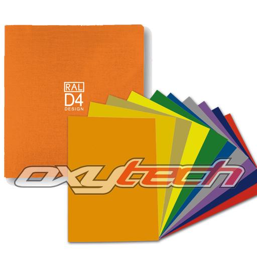RAL Design Single Sheets