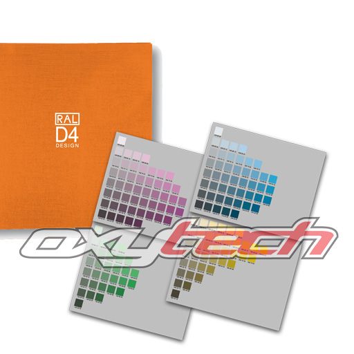 RAL Design D4 Ring Binder