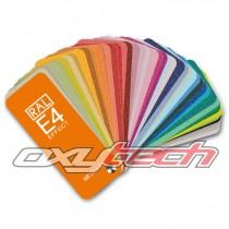 RAL Effect E4 Fan Deck