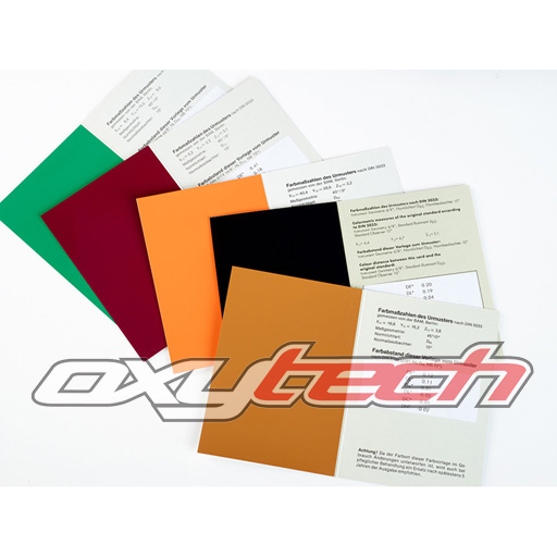 RAL 841-GL Single Cards