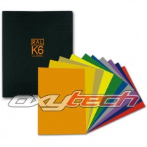 RAL Classic K6 Ring Binder